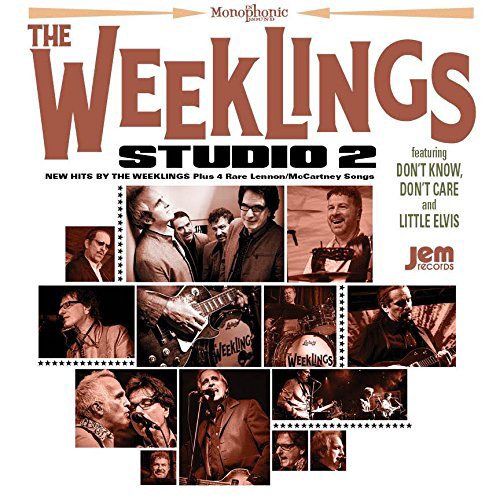 SIGNED - THE WEEKLINGS: STUDIO 2
