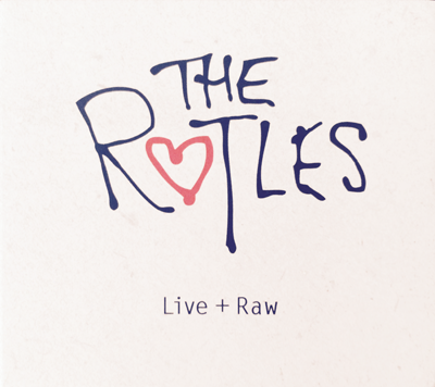 SIGNED - THE RUTLES LIVE + RAW - NEIL INNES