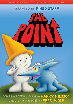 THE POINT DVD