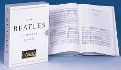 the beatles complete scores beatles gifts the fest for beatles fans. Black Bedroom Furniture Sets. Home Design Ideas