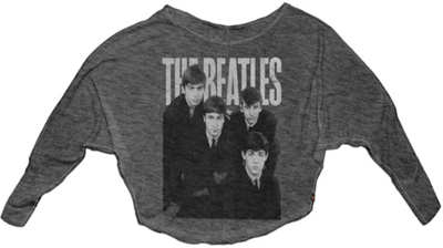 JR GIRLS FROM ME TO YOU/'62 CHARCOAL - Medium