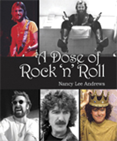 "SIGNED: A DOSE OF ROCK ""N"" ROLL PHOTO BOOK"