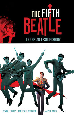 SIGNED - THE FIFTH BEATLE - DELUXE EDITION [6180] - $50.00 : Beatles Gifts, The Fest for Beatles Fans