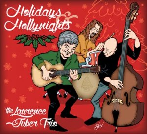SIGNED - LAURENCE JUBER - HOLIDAYS, HOLLYNIGHTS