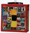 "2.75"" BEATLES ""1"" RECORD CASE ORNAMENT Save 37%"