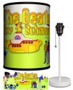 YELLOW SUBMARINE-NOTHING IS REAL LAMP WHITE SPORT BASE
