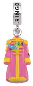 RINGO SGT. PEPPER JACKET CHARM