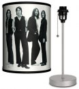 BEATLES ICONIC IMAGE LAMP-SILVER SPORT BASE
