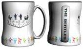 THE BEATLES HELP 14 OZ RELIEF MUG - Last One