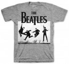 THE BEATLES JUMP PHOTO T-SHIRT