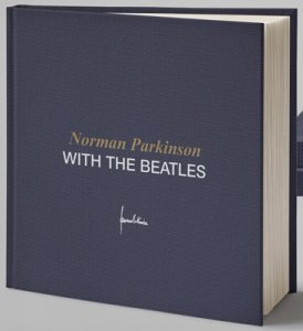 NORMAN PARKINSON WITH THE BEATLES DELUXE