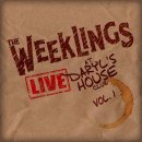 SIGNED - THE WEEKLINGS: LIVE AT DARYL'S HOUSE, VOL 1