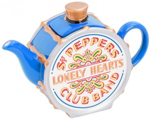 BEATLES SGT. PEPPER'S TEAPOT