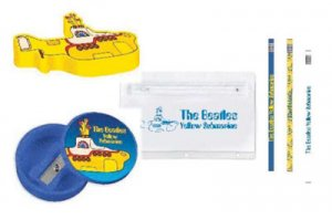 YELLOW SUBMARINE PENCIL CASE