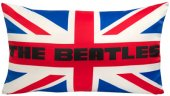"THE BEATLES ""UNION JACK"" PILLOW"