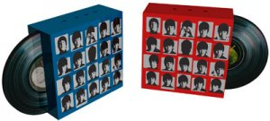 HARD DAY'S NIGHT SALT & PEPPER SHAKERS