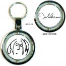 JOHN LENNON IMAGINE SPIN KEY CHAIN - LAST ONE