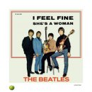 BEATLES I FEEL FINE LITHOGRAPH - UNFRAMED