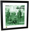 BEATLES LET IT BE LITHOGRAPH - FRAMED