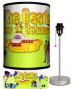 YELLOW SUBMARINE-NOTHING IS REAL LAMP SILVER SPORT BASE