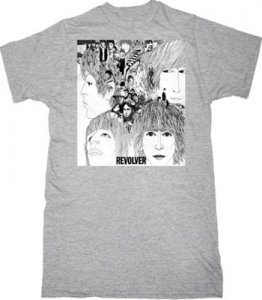 HEATHER REVOLVER T-SHIRT