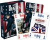 BEATLES USA PLAYING CARDS