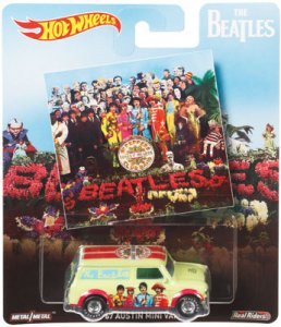 SGT. PEPPER BEATLES HOT WHEELS