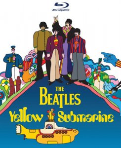 YELLOW SUBMARINE BLU-RAY EDITION