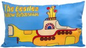 "THE BEATLES ""YELLOW SUBMARINE"" BLUE PILLOW"