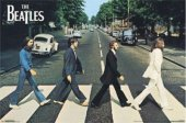 "THE BEATLES ABBEY ROAD 24"" X 36"" POSTER"