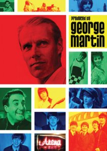 PRODUCED BY GEORGE MARTIN BLU-RAY