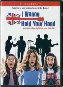 I WANNA HOLD YOUR HAND DVD