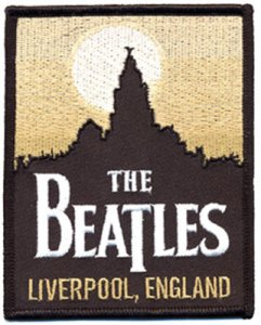 BEATLES LIVERPOOL PATCH