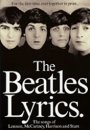 BEATLES LYRICS BOOK