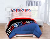 BEATLES HARD DAY'S NIGHT QUEEN COMFORTER