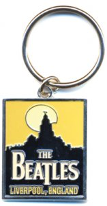 BEATLES LIVERPOOL KEY CHAIN