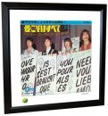 BEATLES ALL YOU NEED IS LOVE (V2) LITHOGRAPH - FRAMED