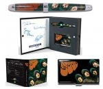 RUBBER SOUL COLLECTIBLE PEN SET