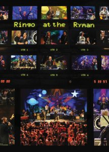 RINGO AT THE RYMAN DVD