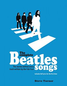 THE COMPLETE BEATLES SONGS BOOK