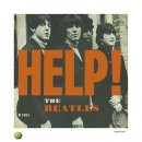 BEATLES HELP! LITHOGRAPH - UNFRAMED