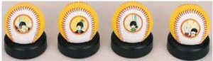 YELLOW SUBMARINE BASEBALL SET