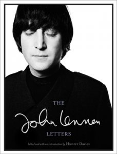 THE JOHN LENNON LETTERS by Hunter Davies