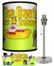 X+ YELLOW SUBMARINE-NOTHING IS REAL LAMP CRYSTAL BASE