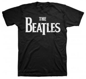 THE BEATLES CLASSIC LOGO T-SHIRT