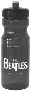 THE BEATLES LOGO 24 OZ. SQUEEZE WATER BOTTLE