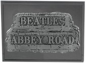 ABBEY ROAD WALL BELT BUCKLE