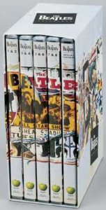 BEATLES ANTHOLOGY 5 DVD SET