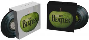 THE BEATLES APPLE SALT & PEPPER