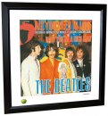 BEATLES ALL YOU NEED IS LOVE LITHOGRAPH - FRAMED